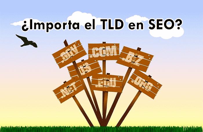¿Importa el TLD en SEO?