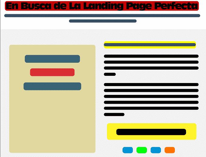 Creando la Landing Page perfecta