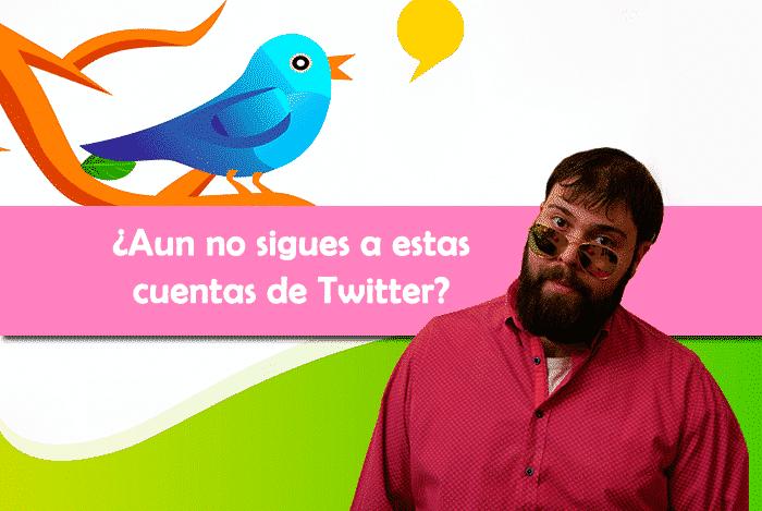 80 + 4 Cuentas de Twitter de Marketing que DEBERÍAS SEGUIR