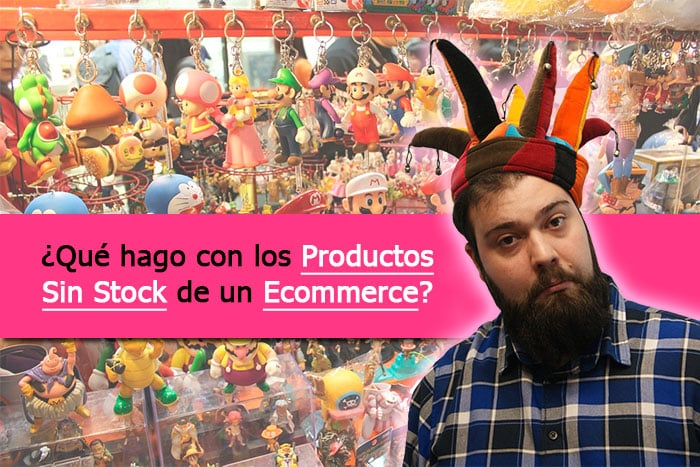 productos sin stock ecommerce